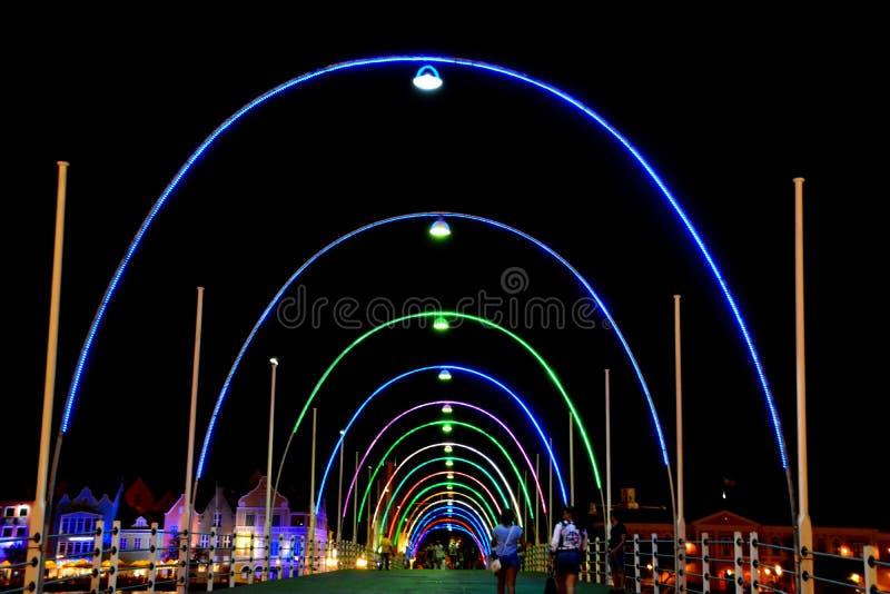 La Reine Emma Bridge images libres de droits