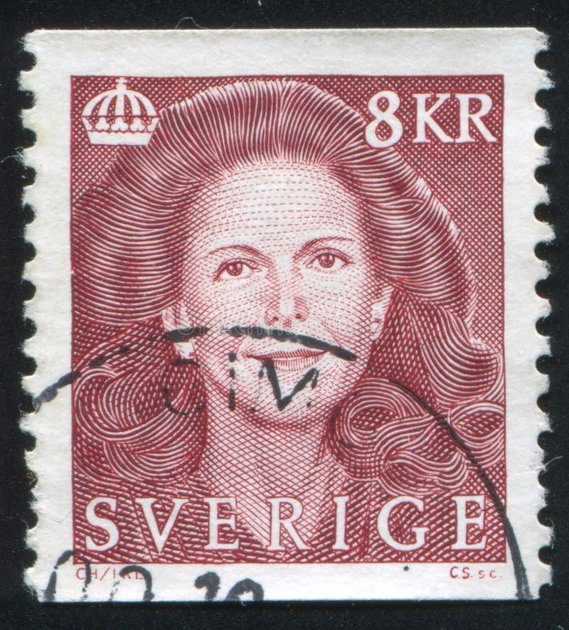 La Reine Silvia image libre de droits
