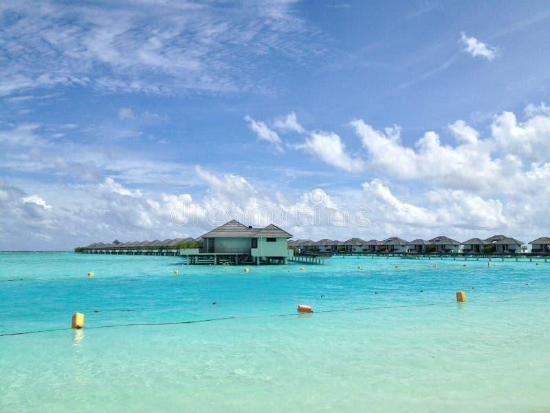 La Repubblica delle Maldive immagine stock libera da diritti