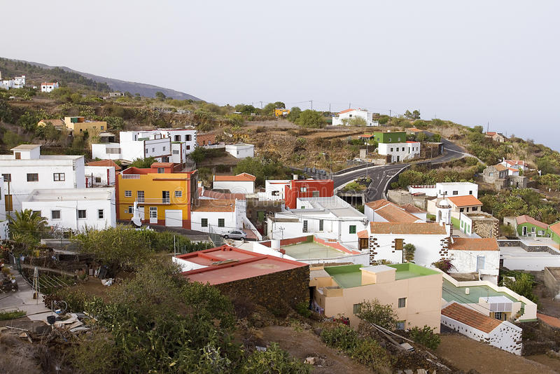 La Restinga, EL Hierro, Espanha imagem de stock royalty free