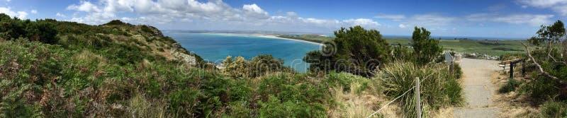 La riserva del dado in Stanley Tasmania fotografia stock libera da diritti