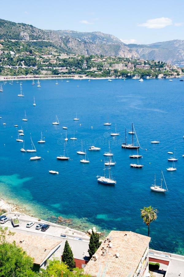 La Riviera France photos libres de droits