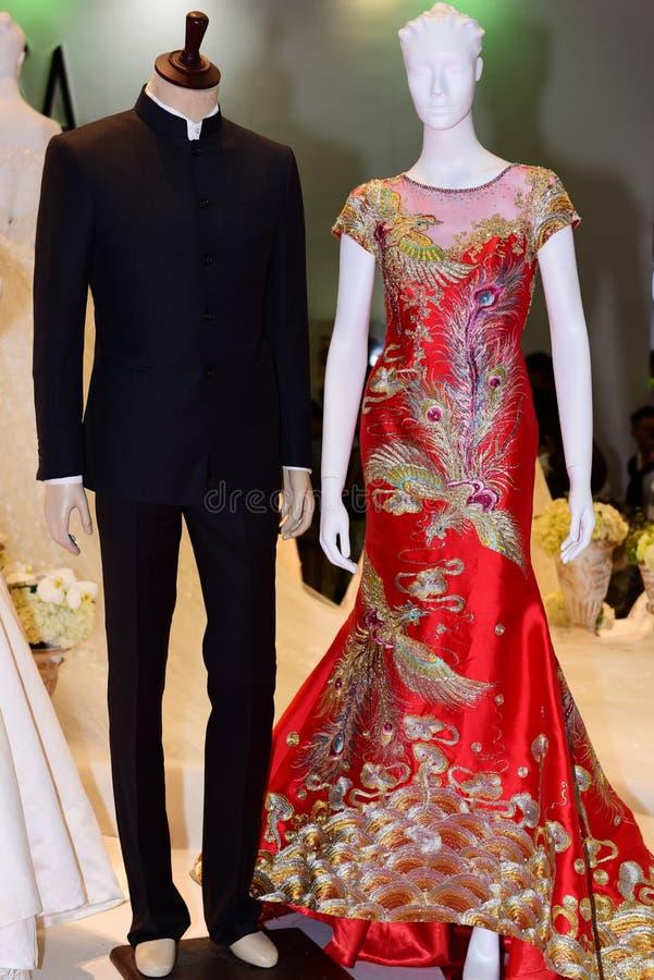 La robe photographie stock