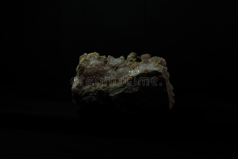 La roca asombrosa fotografía de archivo
