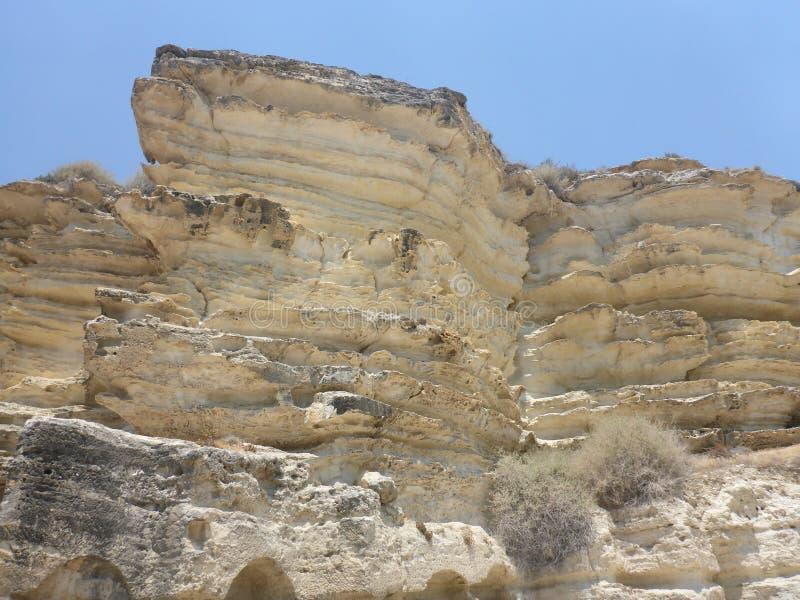 La roccia fotografia stock