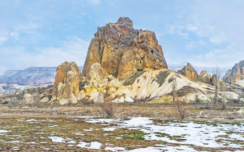 Download La roccia arancio fotografia stock. Immagine di asia - 56875872
