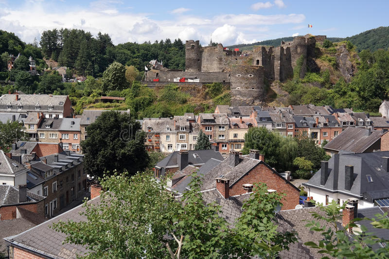 La Roche, Bélgica fotografía de archivo