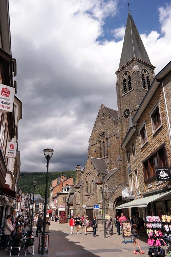 La Roche, Bélgica fotografía de archivo libre de regalías