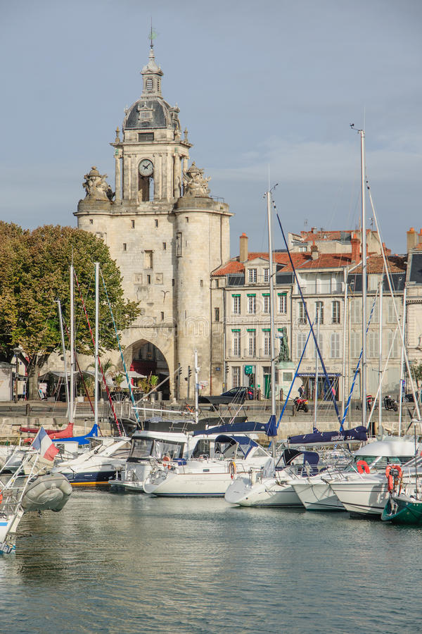 La Rochelle immagini stock