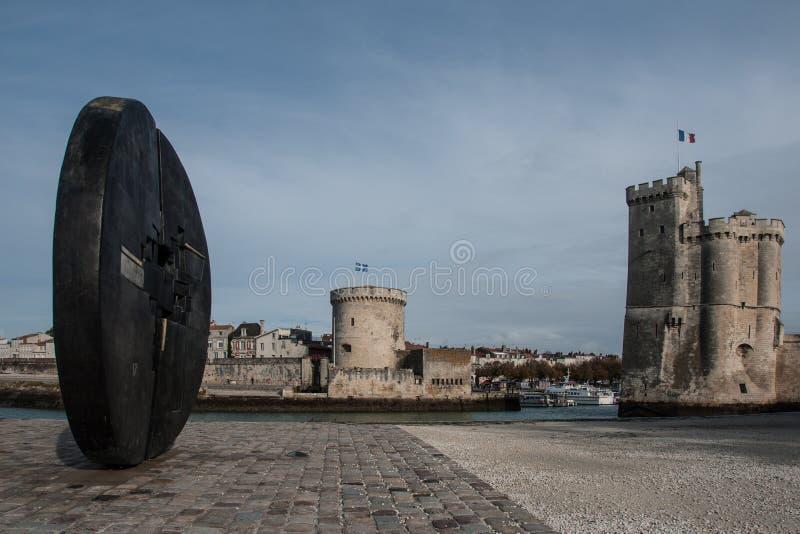 La Rochelle immagine stock