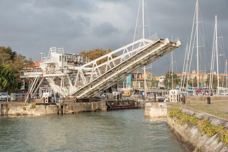 La Rochelle fotografie stock libere da diritti