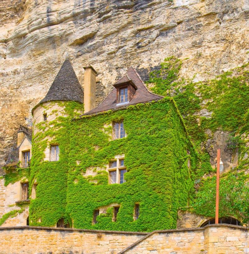 La Roque-Gageac, Dordogne images stock