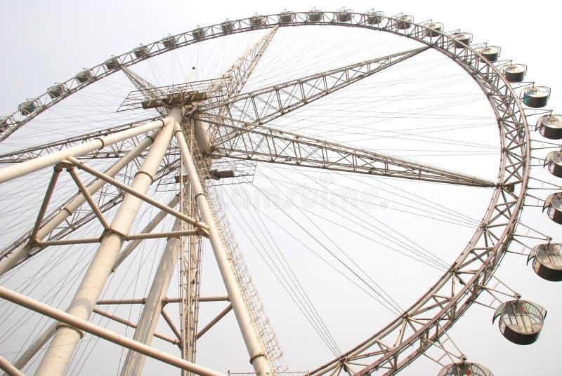 La rotella di Ferris immagini stock libere da diritti