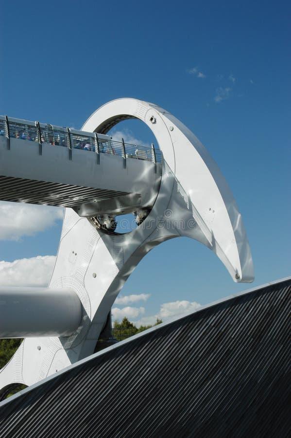 La roue de Falkirk image libre de droits