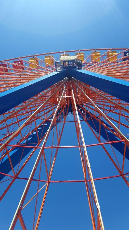 La roue géante photo libre de droits