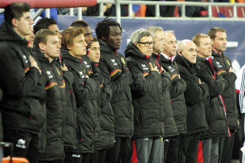 La Roumanie Belgique photos libres de droits