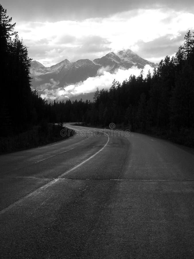 La route? photographie stock libre de droits