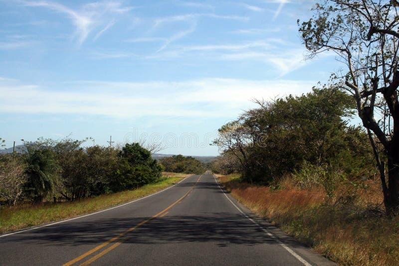 La route continue photos libres de droits
