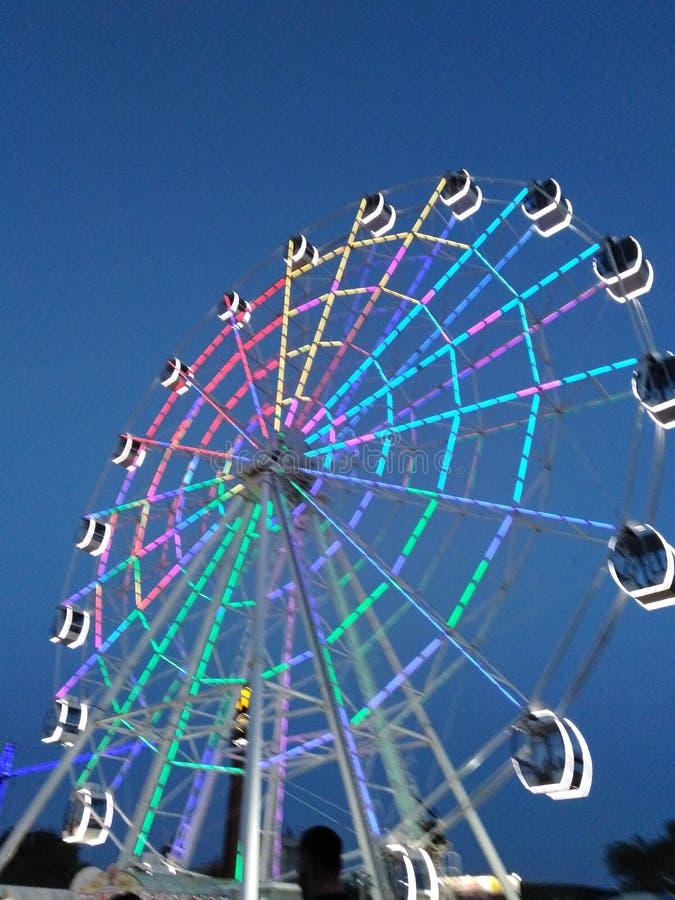 La rueda de color fotos de archivo