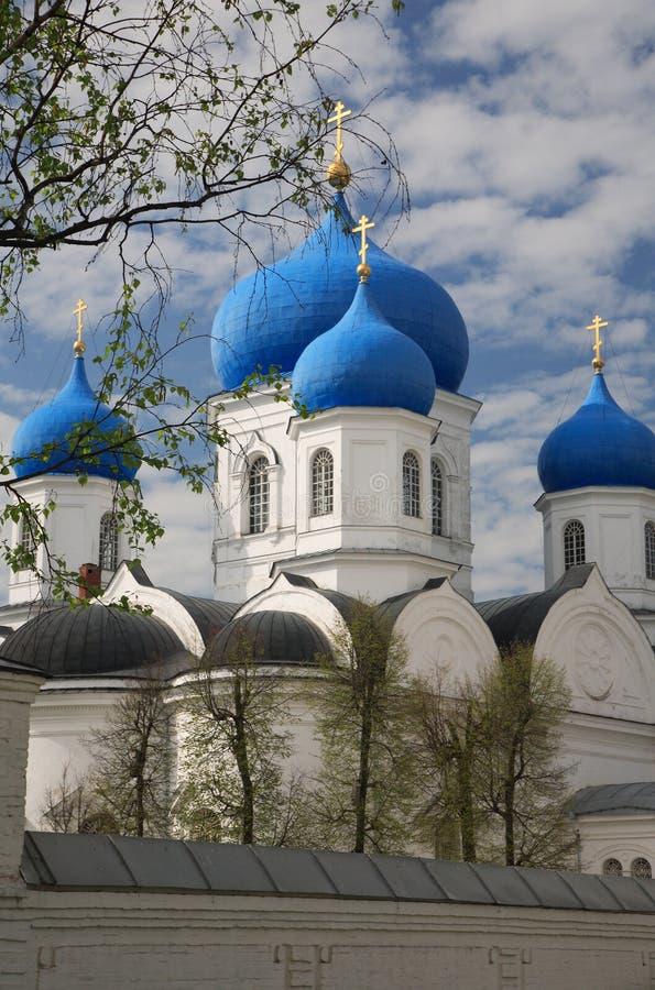 La Russia. Bogolubovo. immagine stock libera da diritti