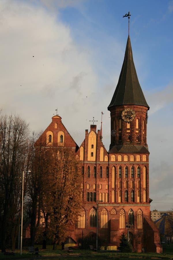 La Russia, Kaliningrad fotografia stock libera da diritti