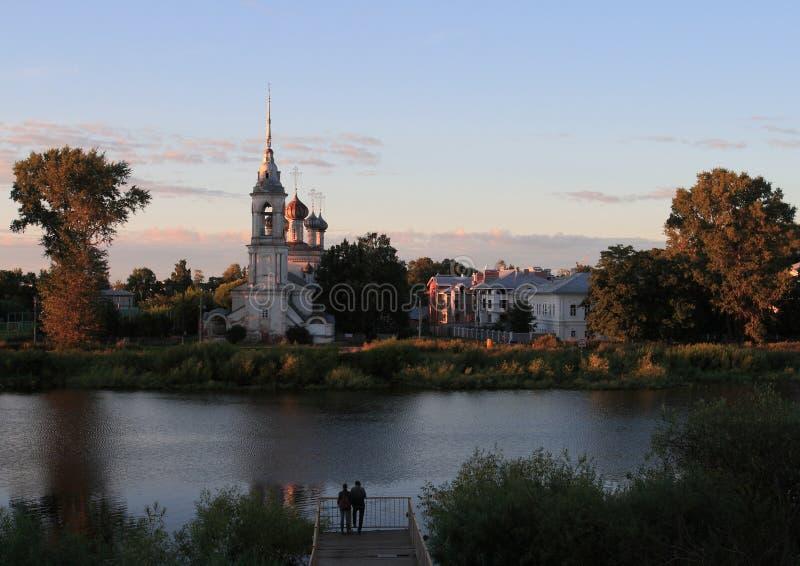 La Russia, Vologda fotografie stock libere da diritti