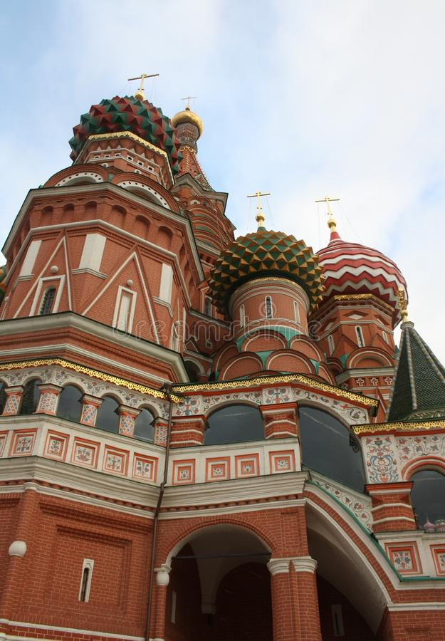 La Russie Moscou ChrM image stock
