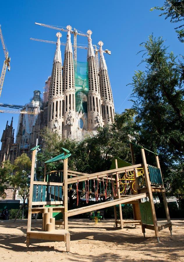 La Sagrada Familia Editorial Photography