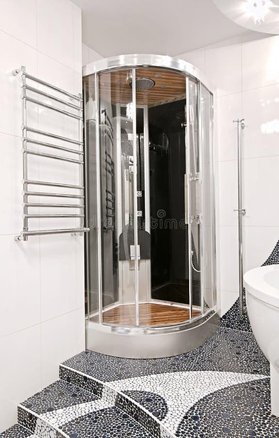 La salle de bains photographie stock