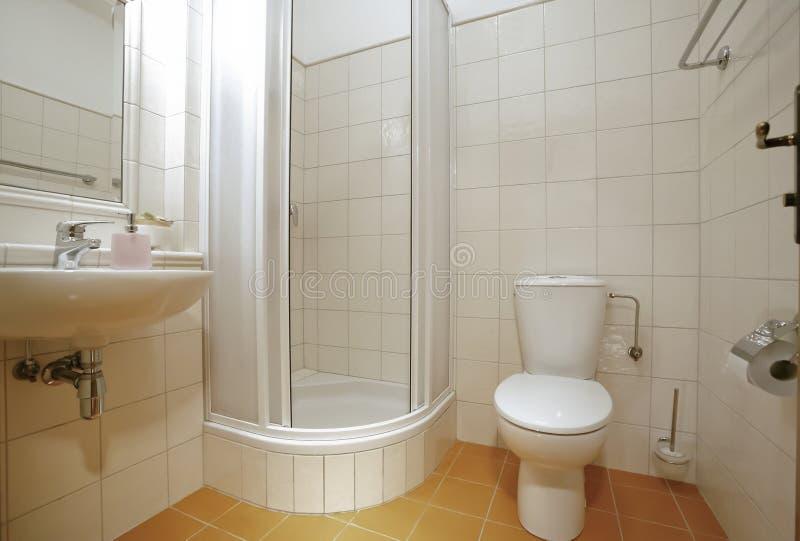 La salle de bains de luxe photographie stock
