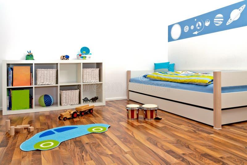 La salle de jeux des enfants photos stock