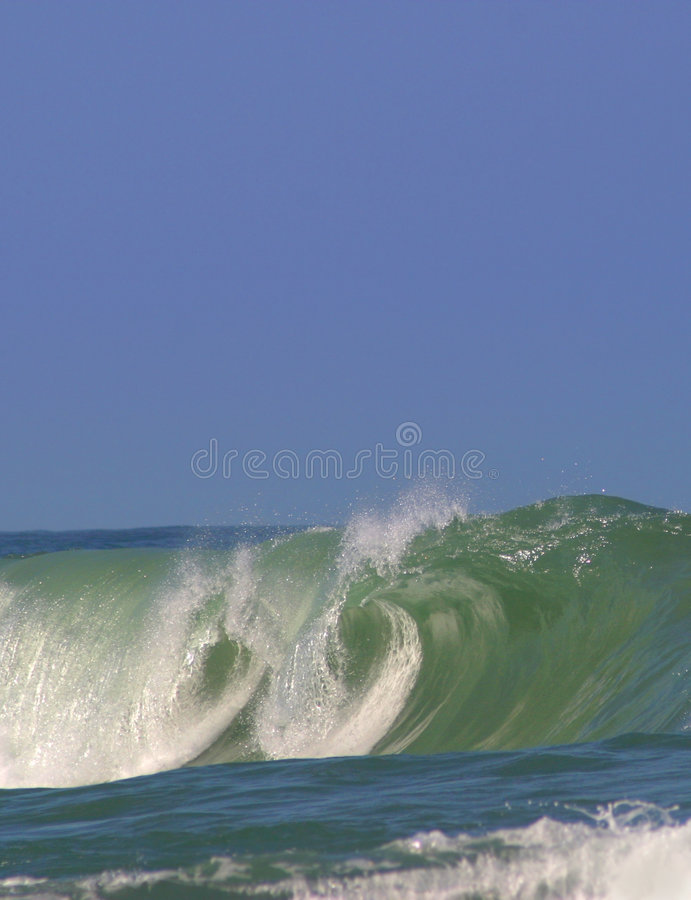 Download La Salsa Brava Surf Break stock image. Image of nature - 1911025