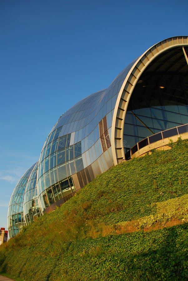 La sauge, Gateshead, R-U image libre de droits