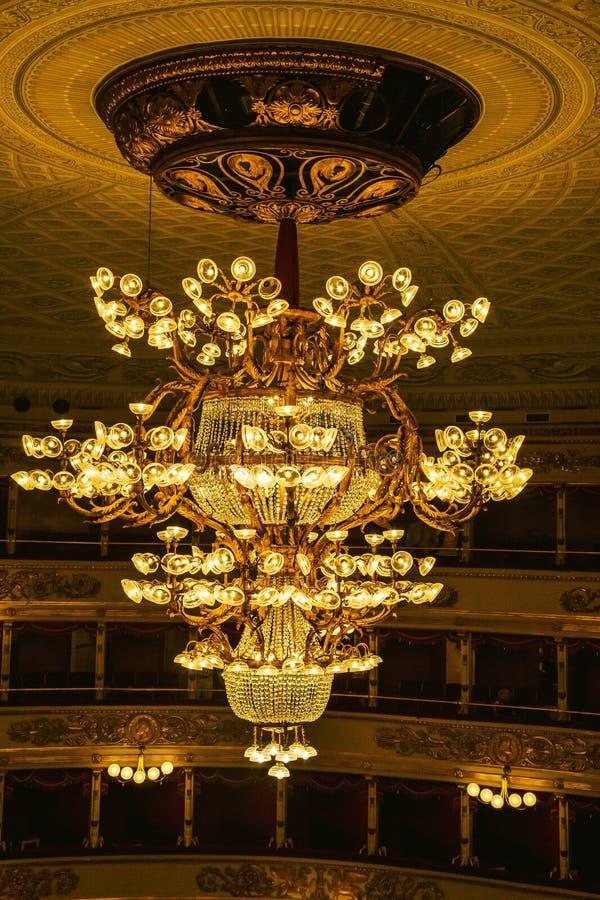 La Scala à Milan photo libre de droits