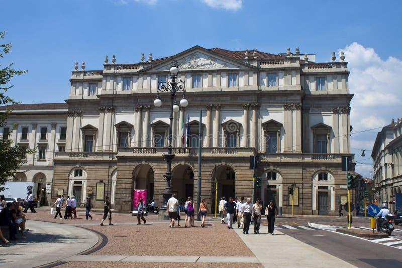 La Scala images stock