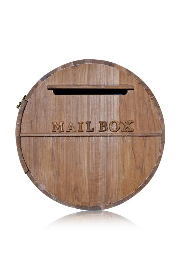 La scatola ha fatto il ‹del †del ‹del †dei trucioli su un fondo bianco immagine stock libera da diritti