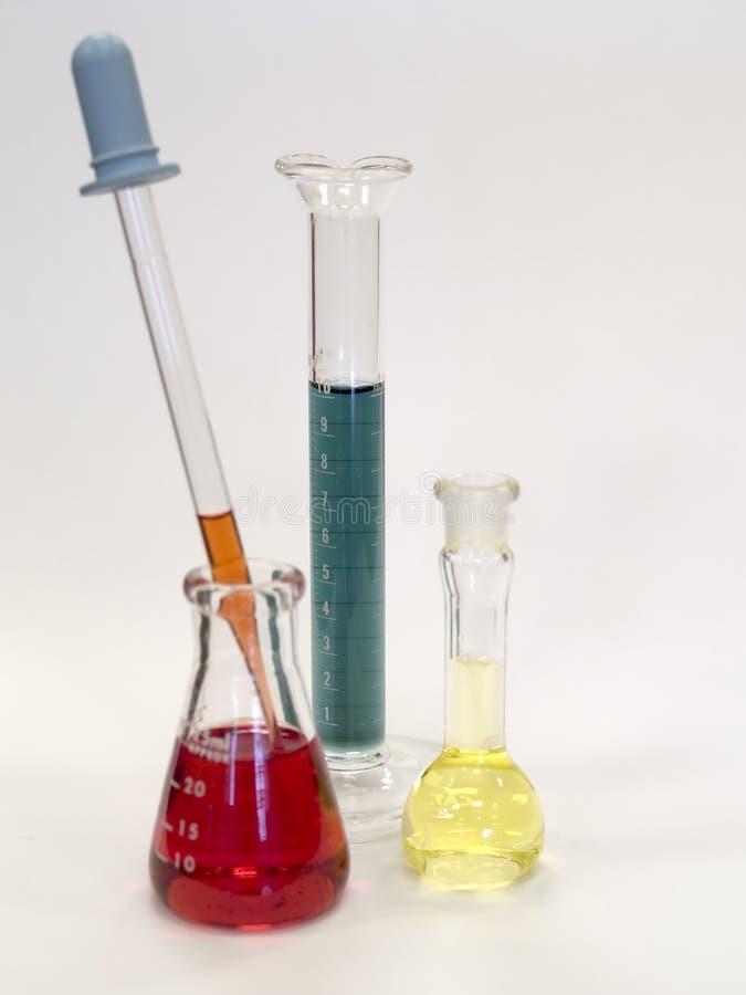 La science chimique photos libres de droits