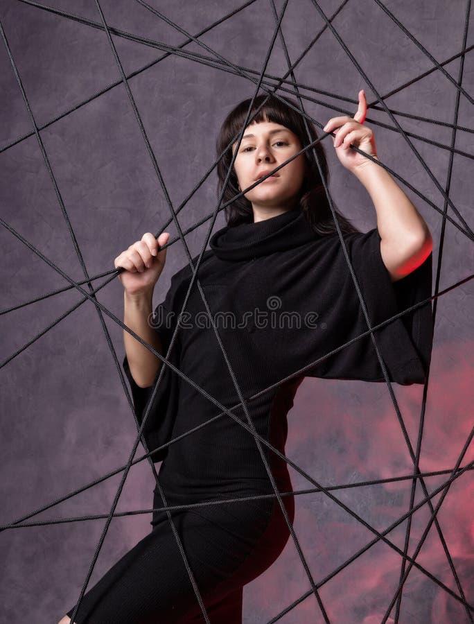 Increíble Vestido De Novia Gótico Negro Colección de Imágenes ...