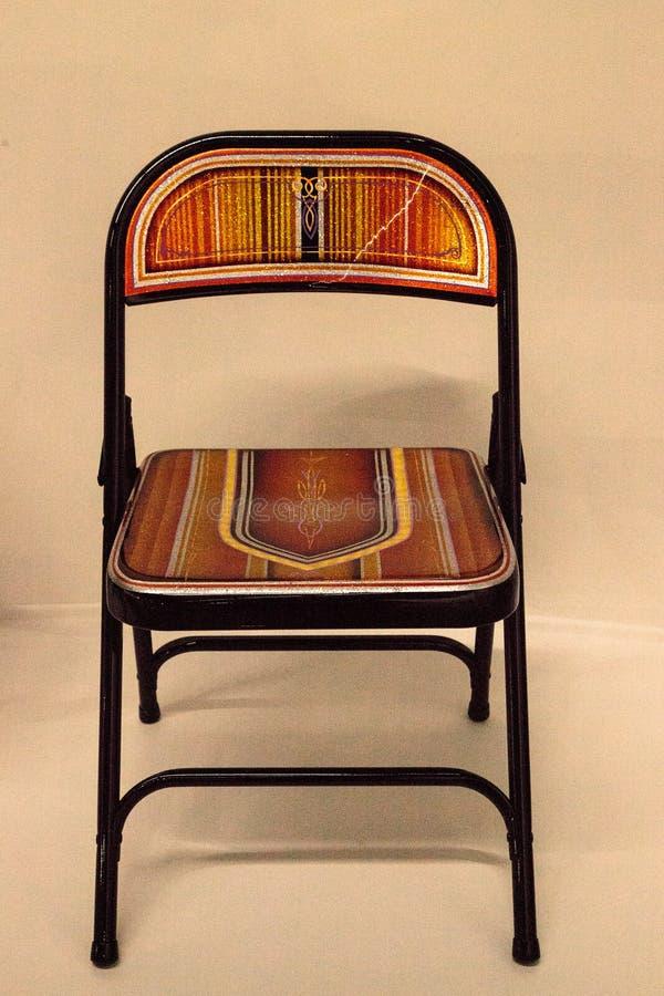 La sedia colorata caramella del Lowrider ha chiamato Timeless l'Elegance dal lowride fotografia stock