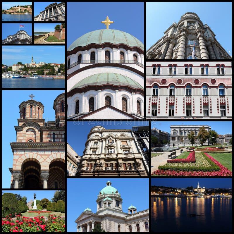 La Serbie - Belgrade photographie stock libre de droits