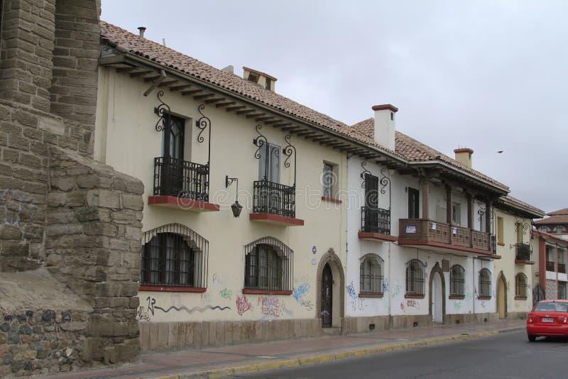 La Serena Chile fotografia de stock