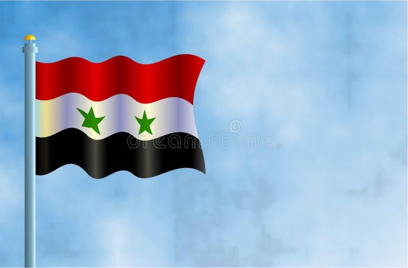 La Siria royalty illustrazione gratis
