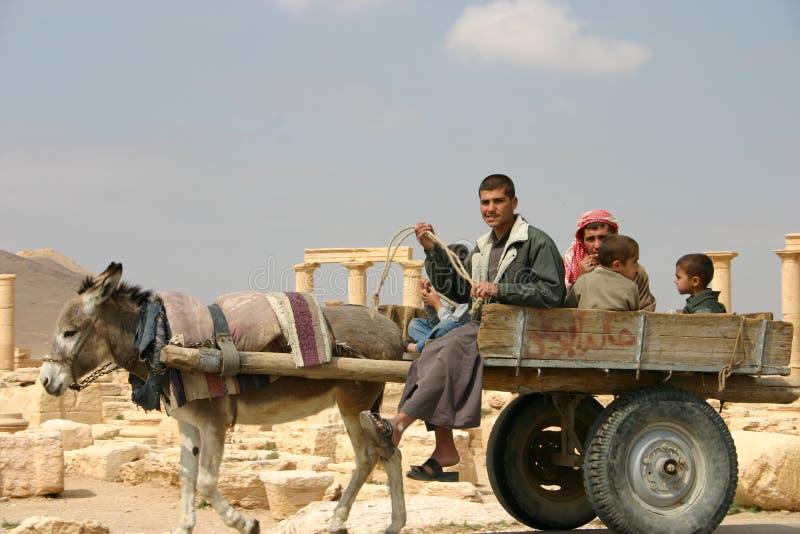 La Siria immagine stock