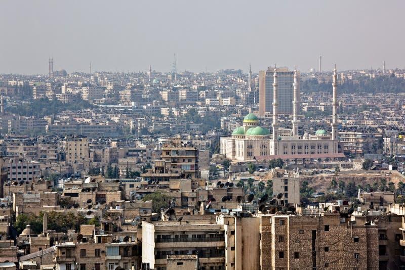 La Siria - Aleppo immagine stock
