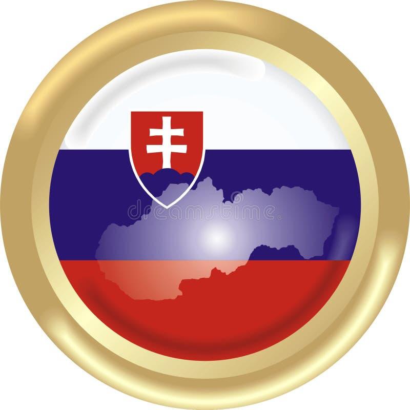 La Slovacchia royalty illustrazione gratis