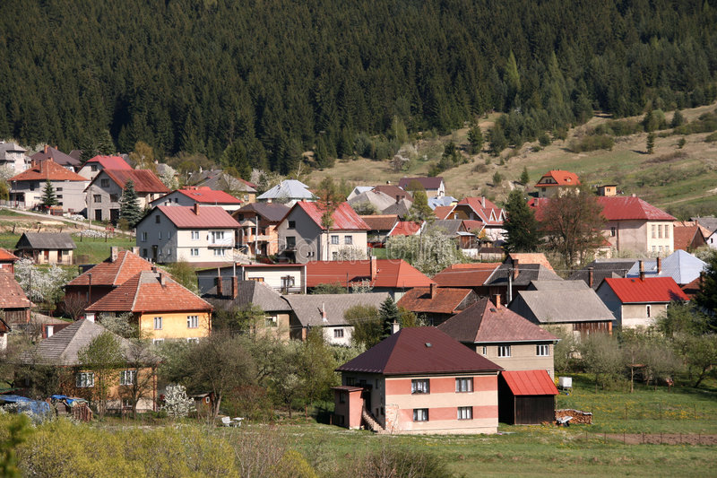 La Slovaquie photos stock
