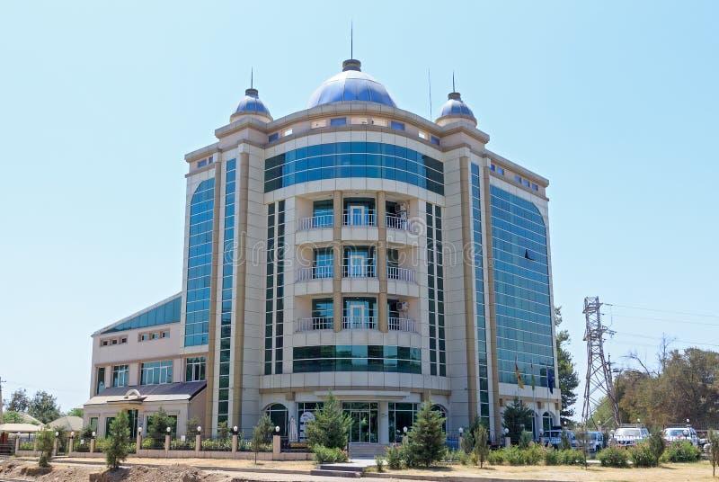 La società di cooperazione tecnica tedesca Dušanbe, Tajikista immagine stock libera da diritti