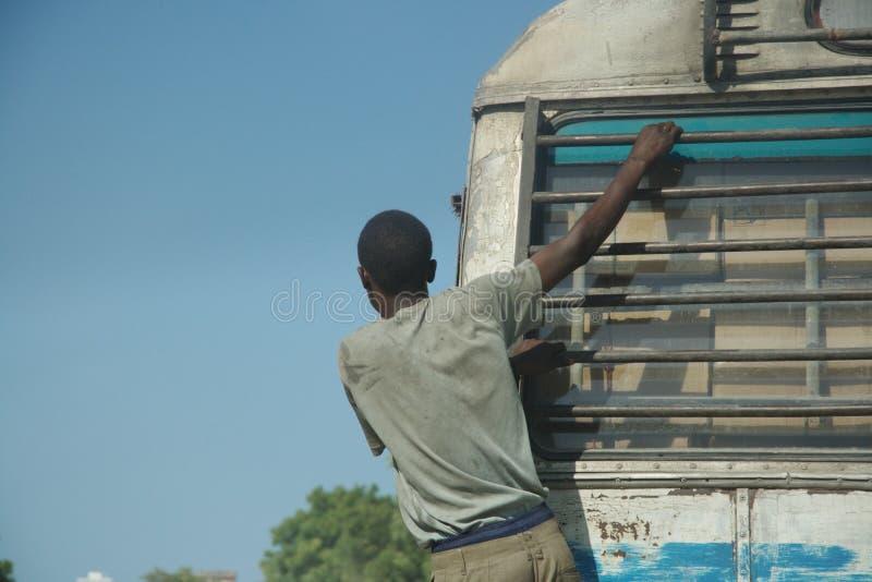 La Somalia è un paese dei pirati immagini stock