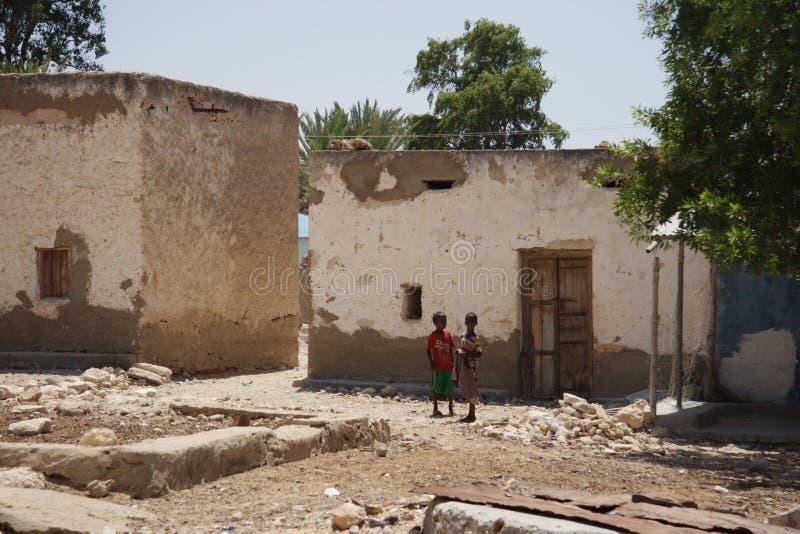 La Somalia è un paese dei pirati immagine stock
