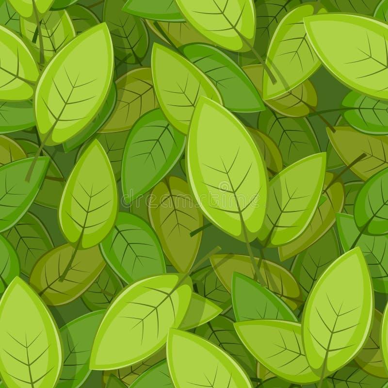 La source verte sans joint part du fond